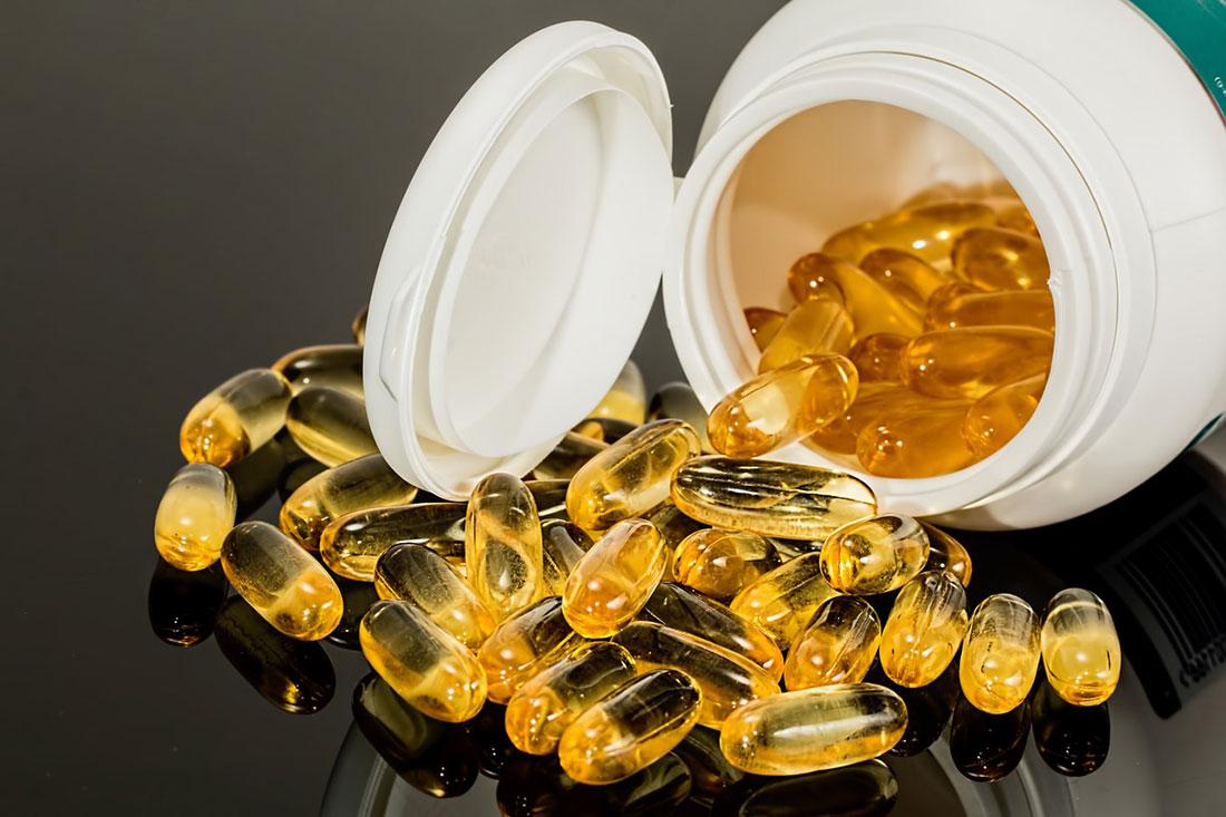 Omega 3 Vitamin